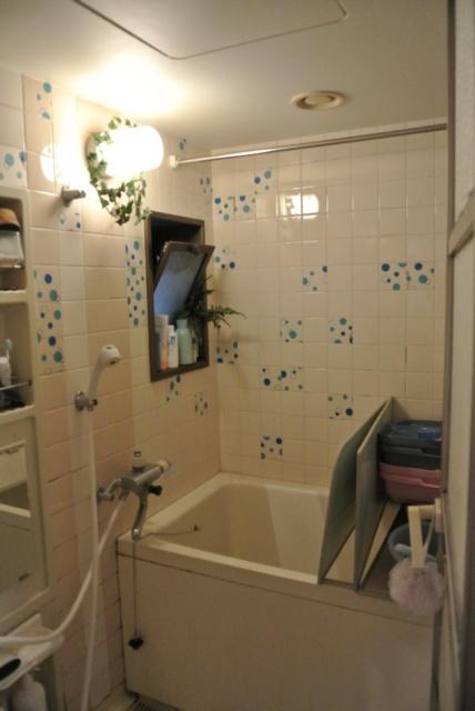 Before:浴室のリフォーム前です。