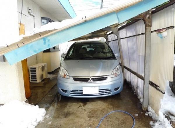 実はこの車両前面の雪かきで2時間近くかかり汗(*^^)v