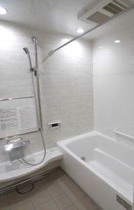 After:清潔感漂うバスルーム