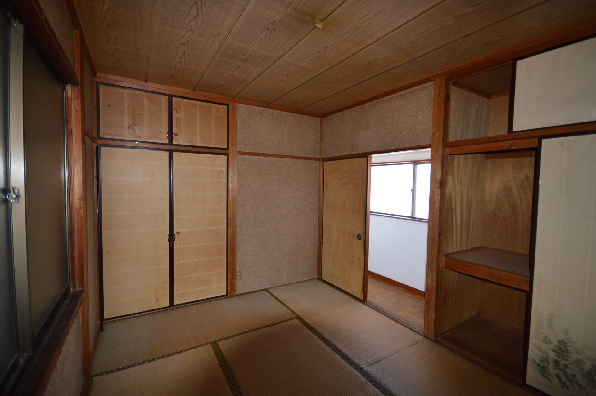 Before : 和室A
