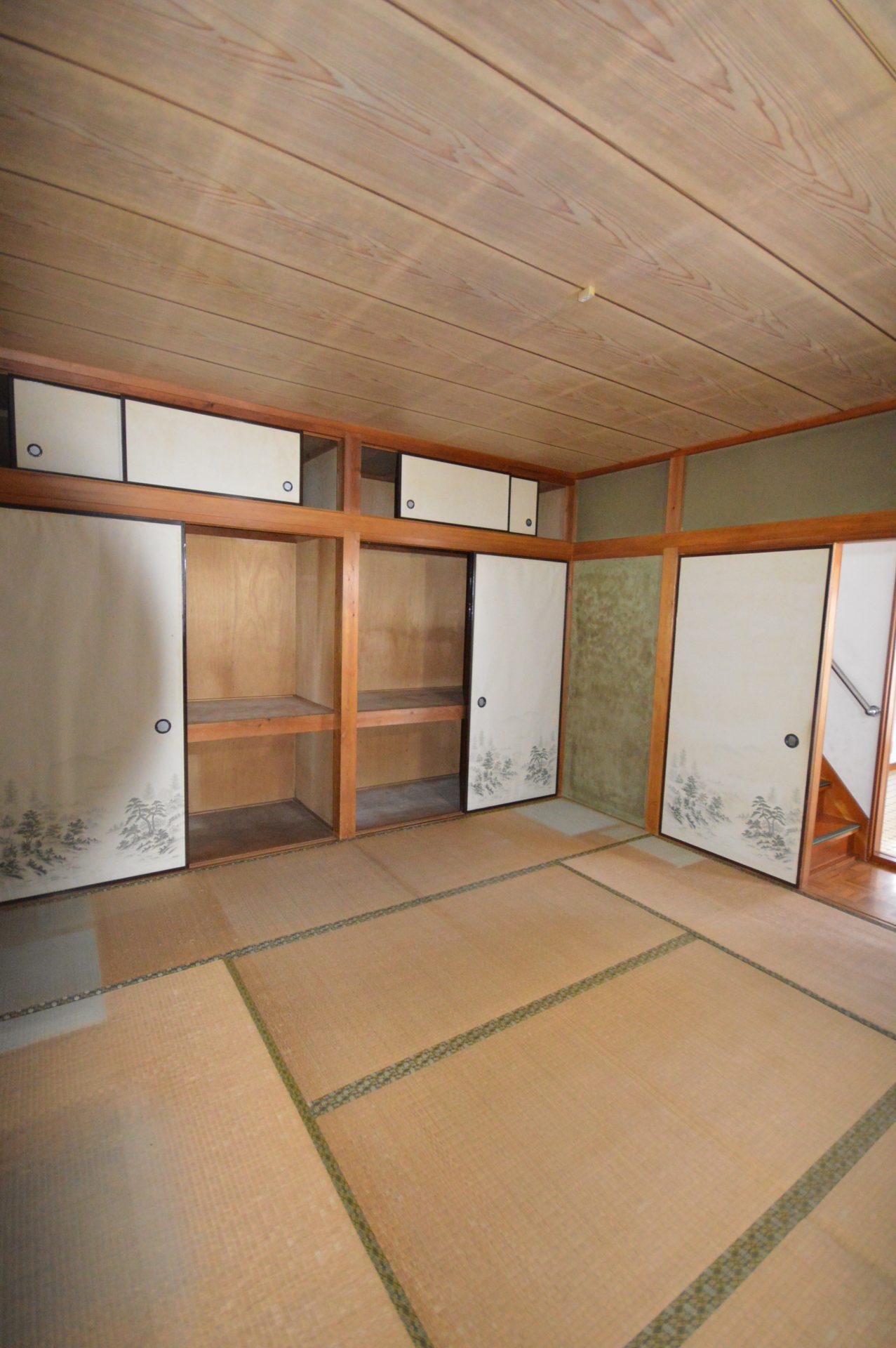 Before : 和室B