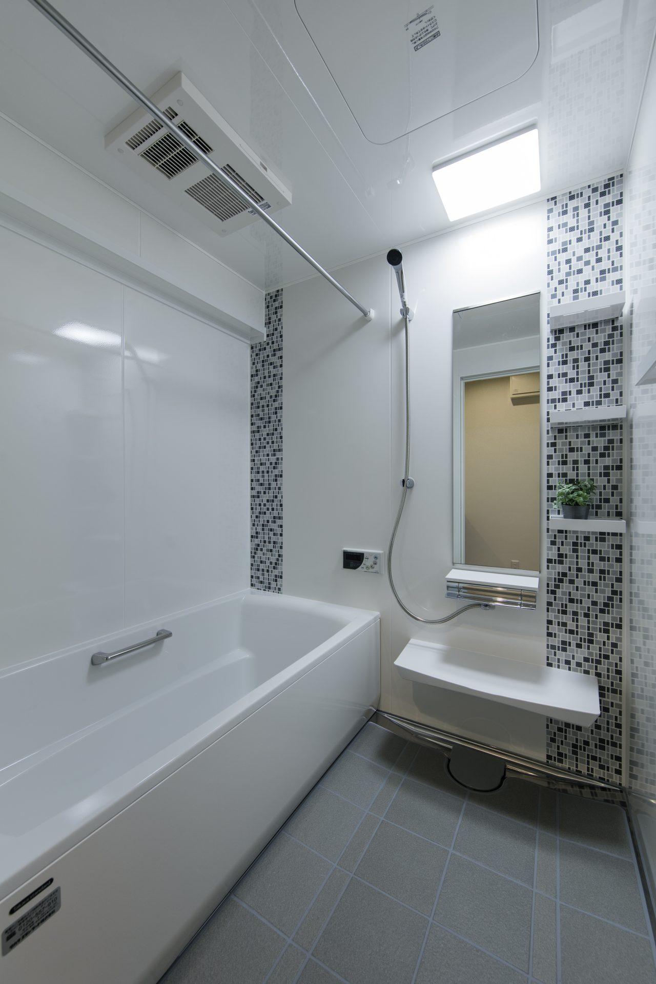 浴室はタカラスタンダード伸びの美浴室