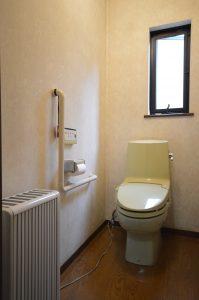 【施工前】トイレ