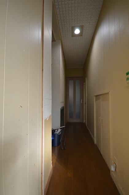 Before 廊下