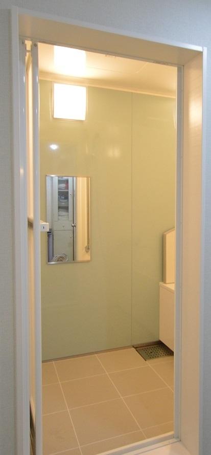 After:広ろ美ろ浴室