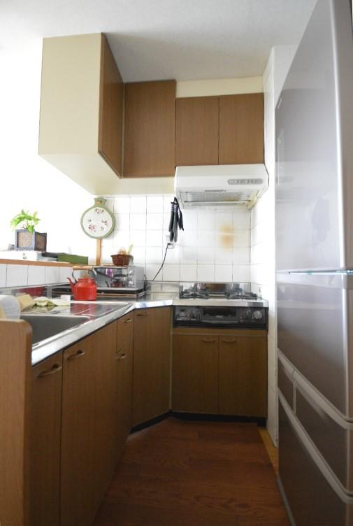 Before キッチン
